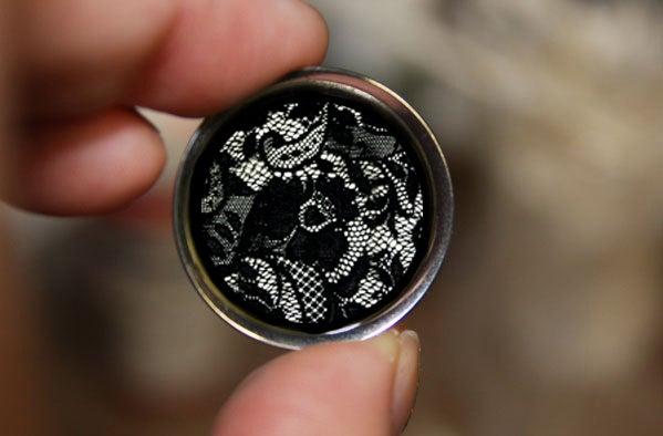 """Image of Lace Plugs (Sizes 2g-2"""")"""