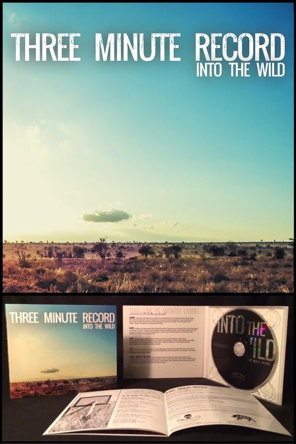 """Image of ALBUM """"Into The Wild"""" CD / VINYL"""