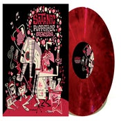 "Image of Experiments with Auto-Croon - Red/Black 12"" Vinyl+MP3 (Pre-order)"