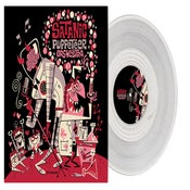 "Image of Experiments with Auto-Croon - Clear 12"" Vinyl+MP3 (Pre-order)"