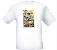 Image of Classic Horror T-shirt