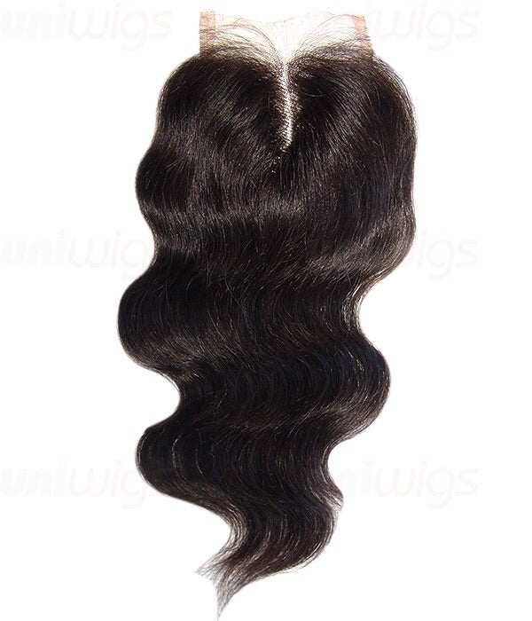 Image of Lace Closure with Part