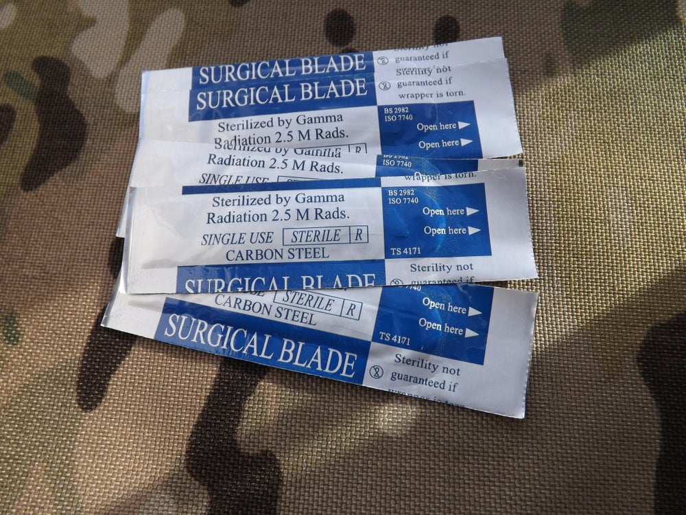 Image of Surgical Blade