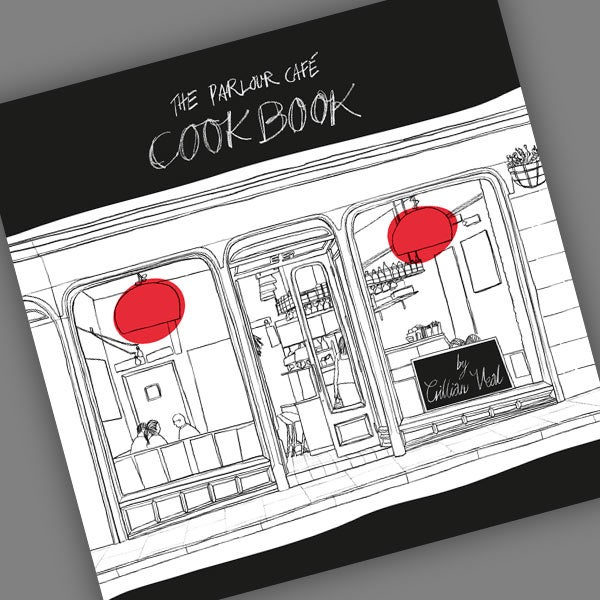 Image of The Parlour Cafe Cookbook