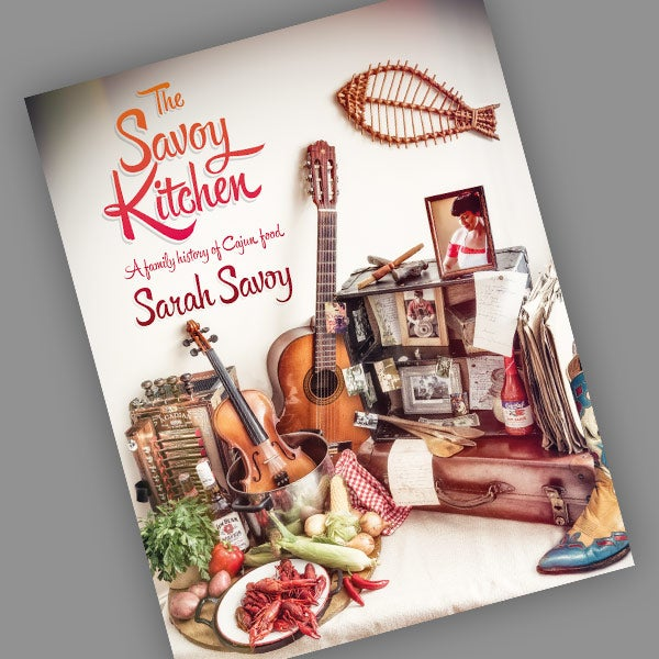 Image of The Savoy Kitchen - A Family History of Cajun Food