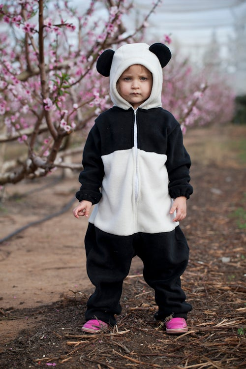 Image of Panda Bear Costume   תחפושת דב פנדה