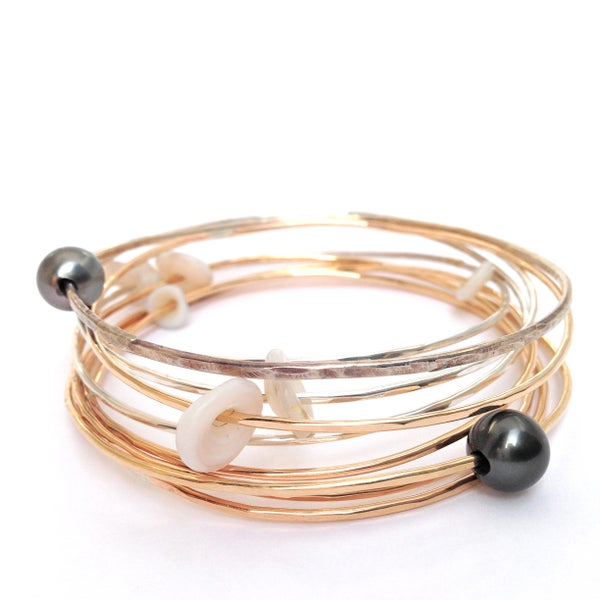 Image of Tahitian Pearl Bangle