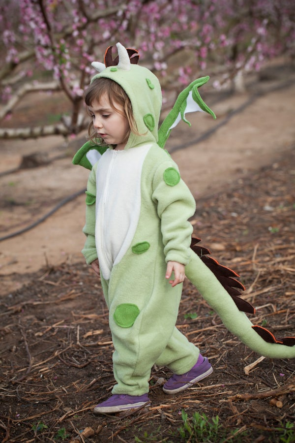 Image of Dragon Costume   תחפושת דרקון