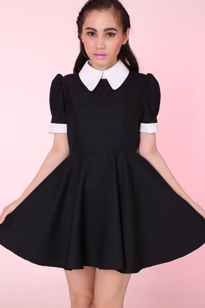 Image of 2 weeks waiting - Gothic Alice Dress
