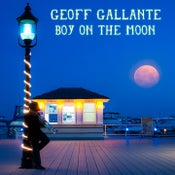 Image of Geoff Gallante - Boy On The Moon CD (AUTOGRAPHED)