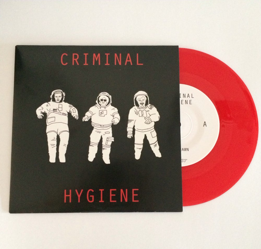 """Image of Criminal Hygiene """"Withdrawn"""" 7 inch"""