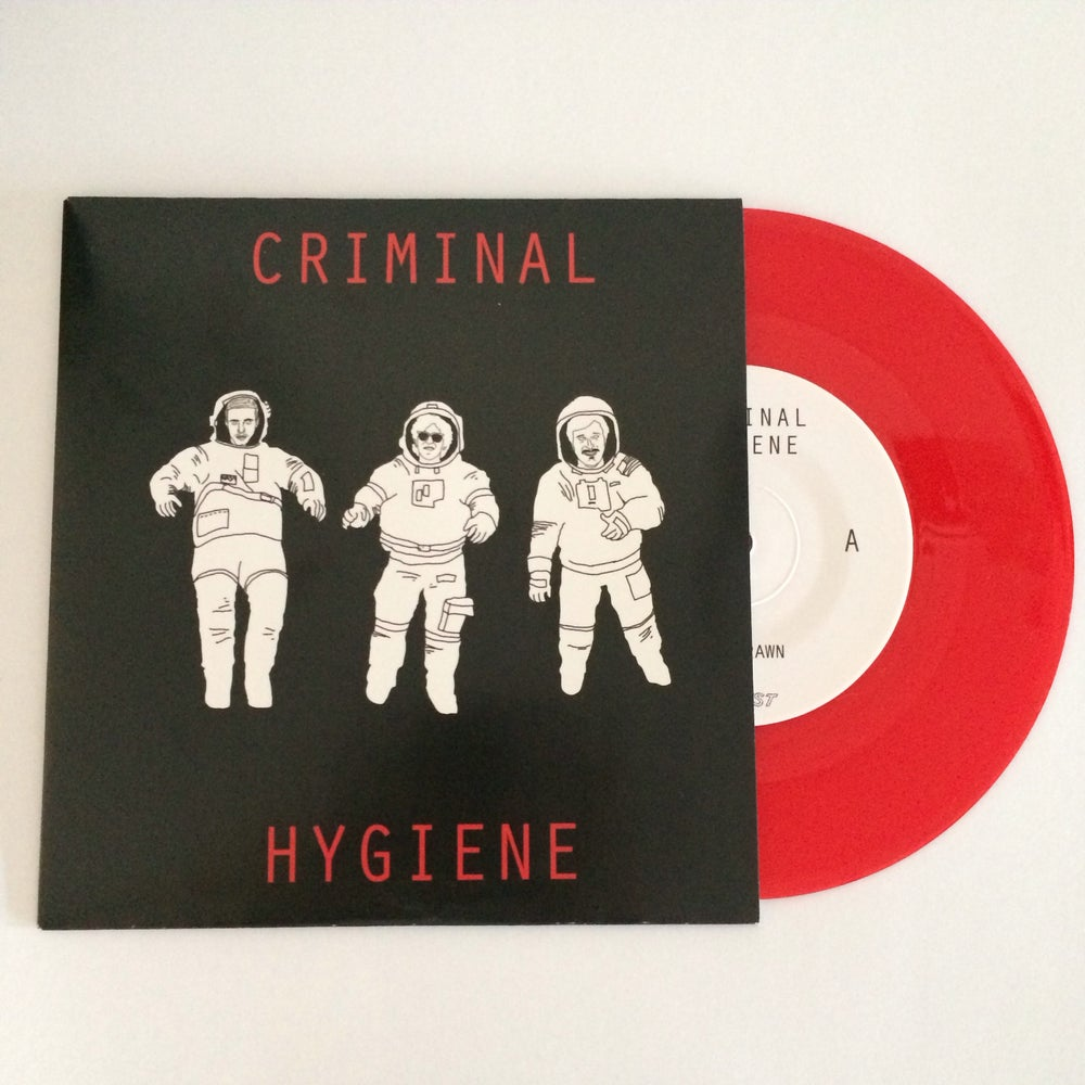 "Image of Criminal Hygiene ""Withdrawn"" 7 inch"