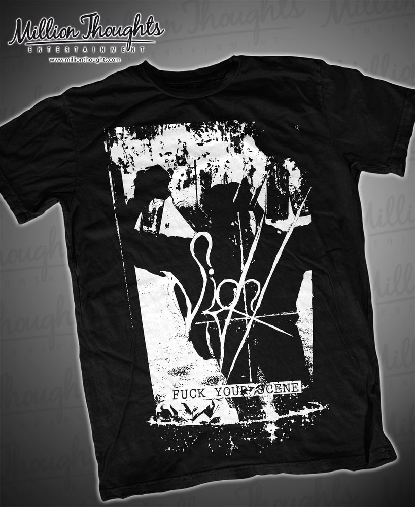 Image of Night - Fuck Your Scene T-Shirt