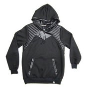 Image of Epto leather hoody