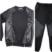 Image of EPTO BLACKOUT JOGGIN SUIT