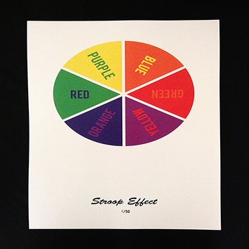 stroop effect hypothesis Classical texts in psychology york j ridley stroop he concluded that a given association can function automatically even though some effect of a previous.