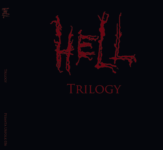 Image of Hell - Trilogy Picture Disc Box