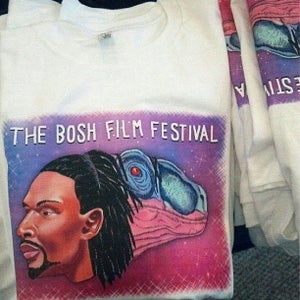Image of Secret Bosh Film Festival Shirts