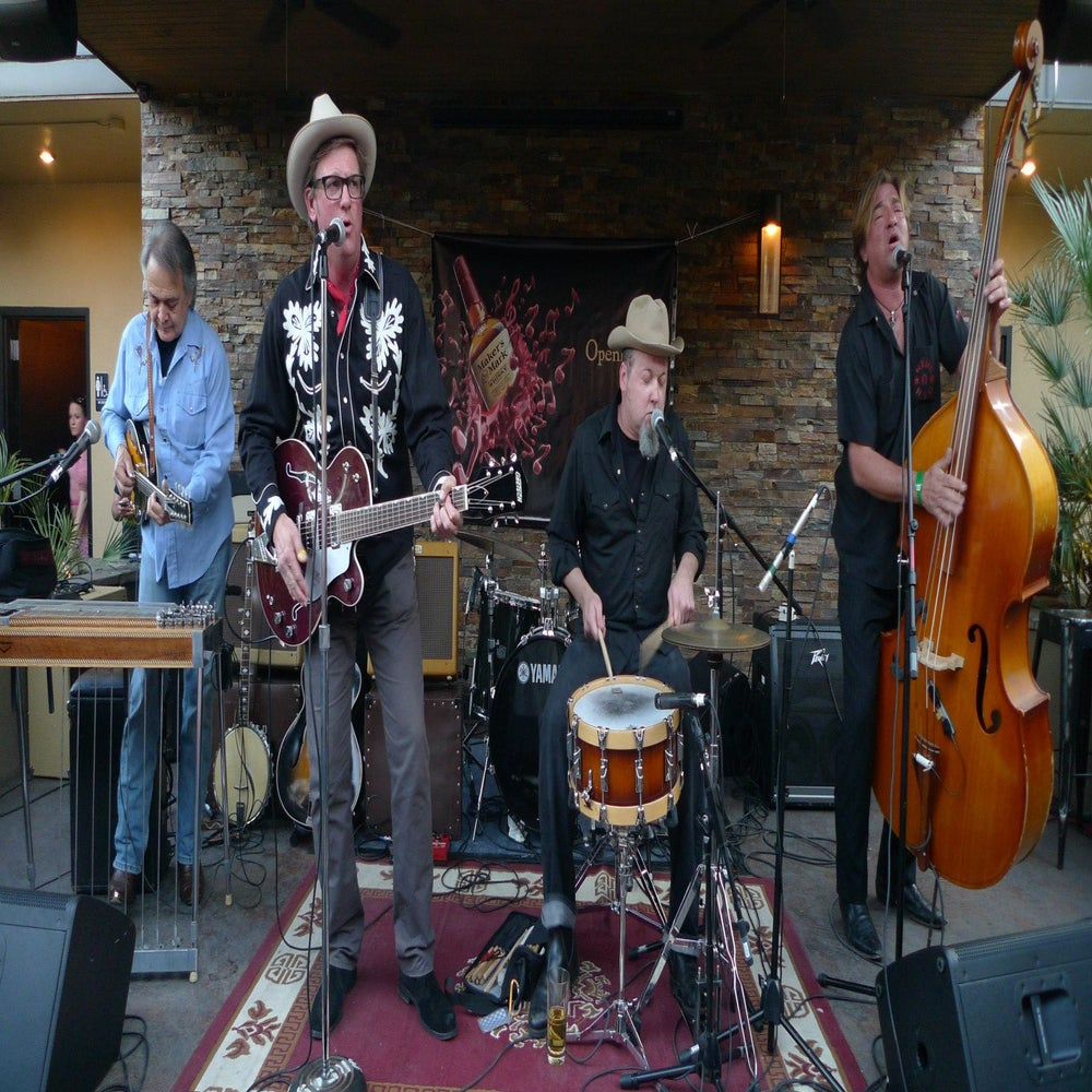 Image of Chuck Mead & His Grassy Knoll Boys @ Sons,  May 16th