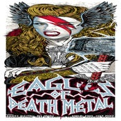 Image of EAGLES OF DEATH METAL - Soundwave 2014 gigposter