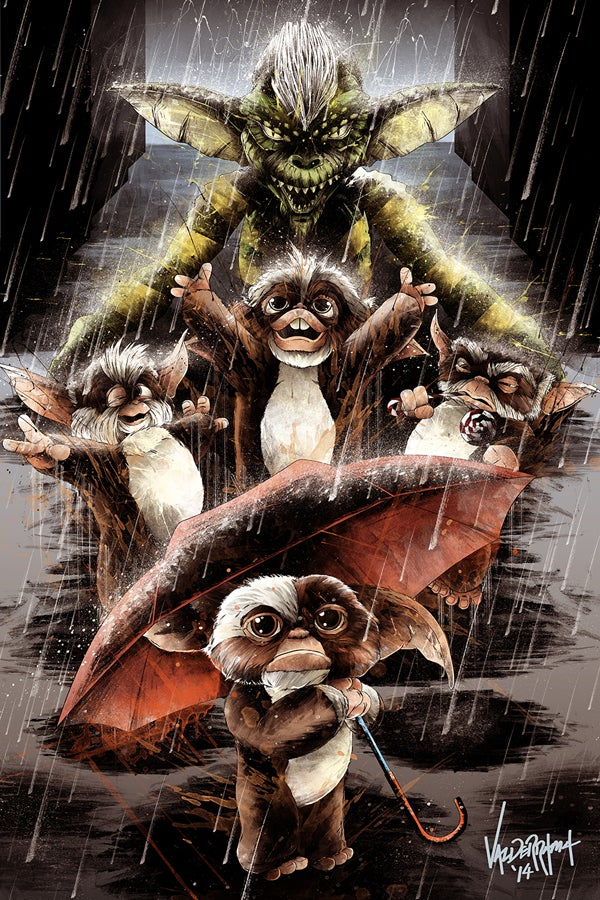 """Image of """"Go Forth and Multiply... Not Me"""" -  Inspired by Gremlins"""