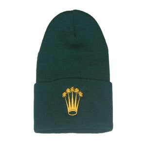 Image of Relax Beanie (Green)