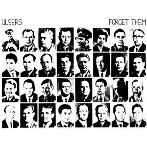 Image of Ulsers - Forget Them LP (WBRX-2602) purple vinyl