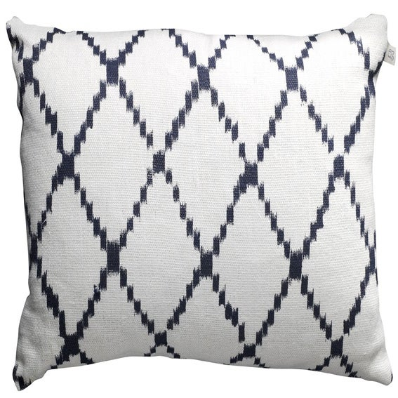 Image of Chhatwal & Jonsson's Linen Pillow - Navy