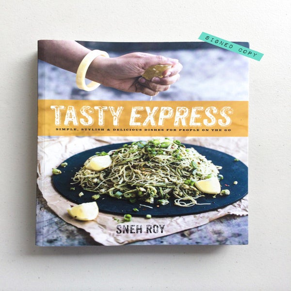Image of Tasty Express Cookbook - Signed Copy (Plus Bonus Booklet)