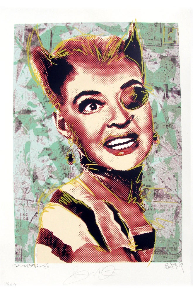 """Image of PUNK BETTE """"Red Face"""""""