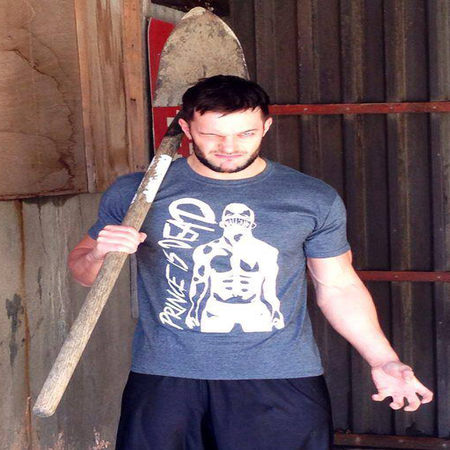 Image of Prince Is Dead T-Shirt (Official SPLX/Devitt Collaboration): suplexapparel.com/product/prince-is-dead-t-shirt-official-splx...