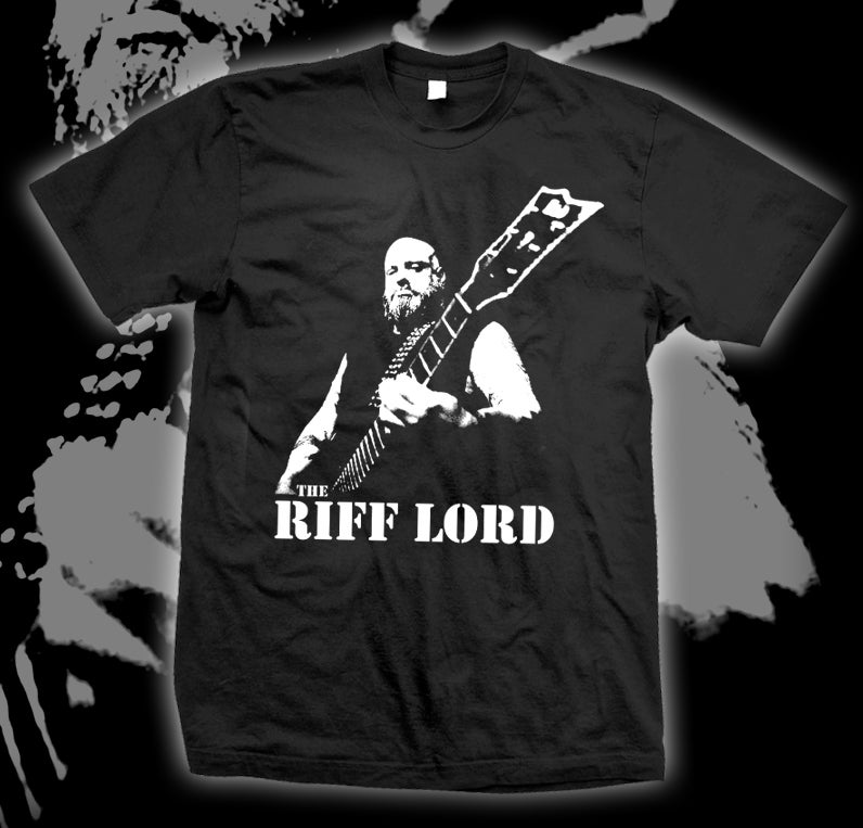 Image of RIFF LORD Kirk Windstein Tribute Shirt