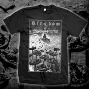 "Image of KINGDOM OF SORROW ""The Wheel"" T-shirt"