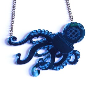 Image of Octodiver Necklace