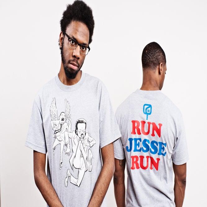 "Image of ""RUN JESSE, RUN!"""