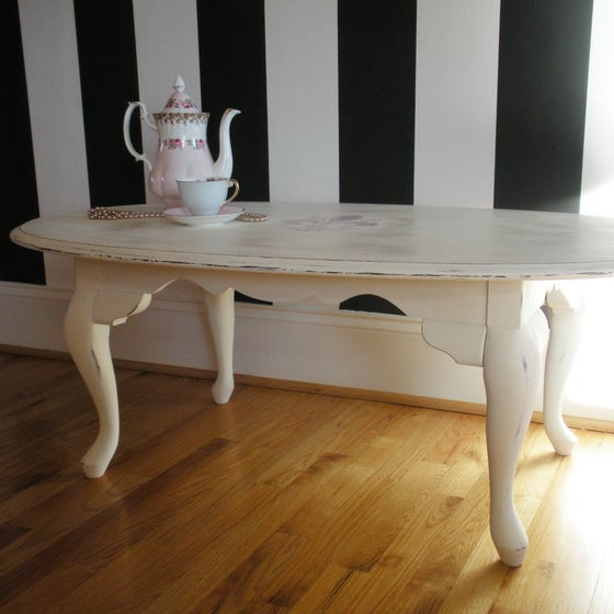 Image of Parisian Coffee Table