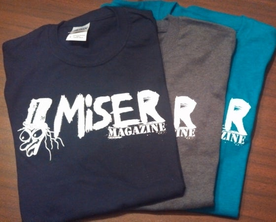 Image of Miser T-shirt
