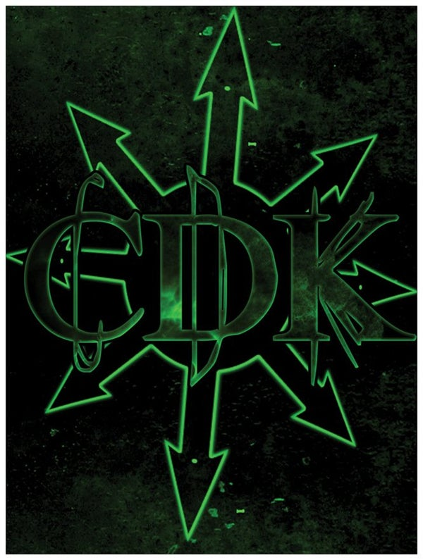 Image of CDK - Chaos Poster