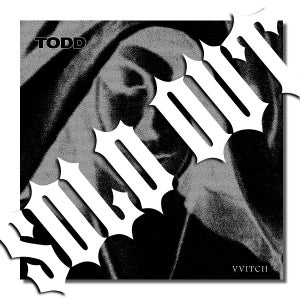 Image of TODD 'VVitch EP' Grey Vinyl 7""