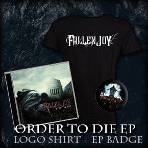 Image of PROMO PACK EP : Shirt + EP + Badge