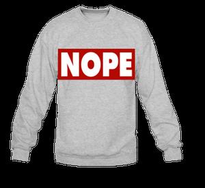 Image of NOPE *GREY*