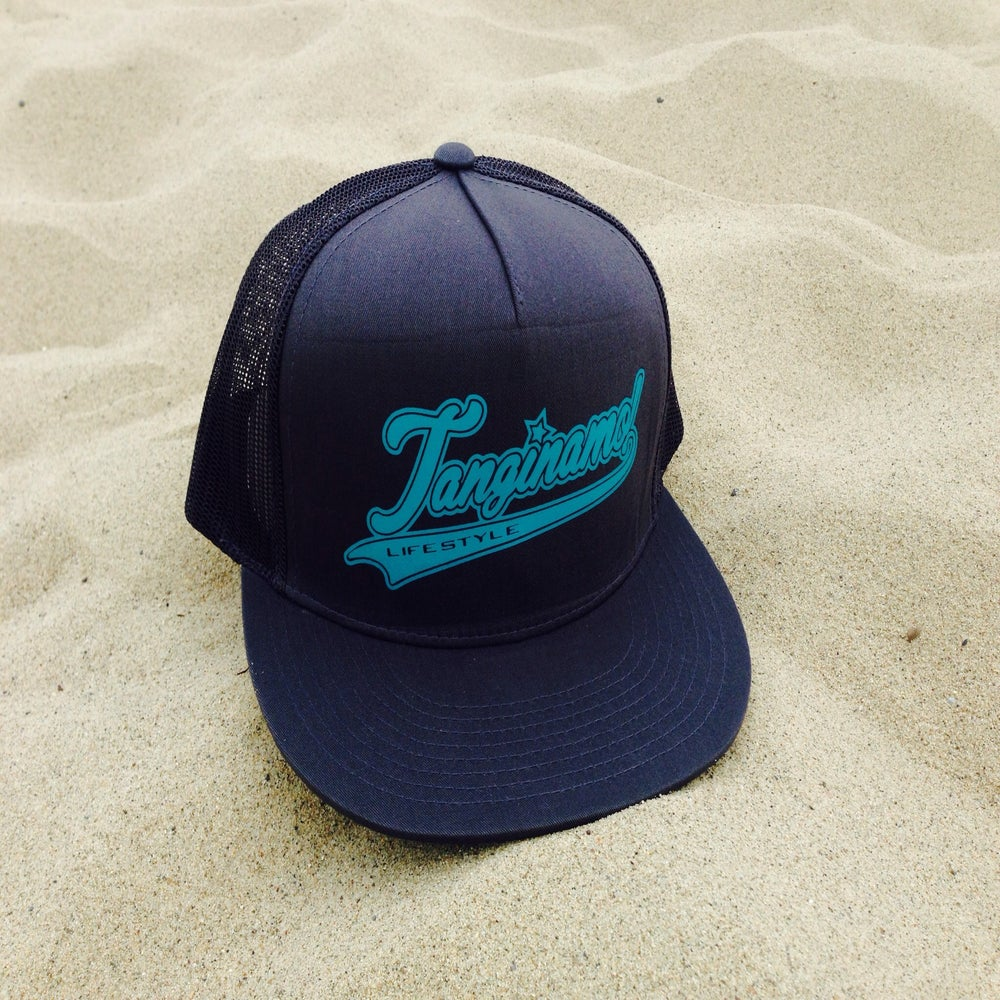 Image of TANGINAMO LIFESTYLE TRUCKER HAT