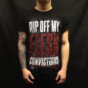 "Image of ""Rip Off My Flesh"" T-Shirt"