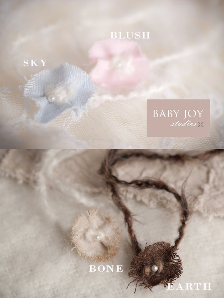 Image of {Vintage Bloom} Headband