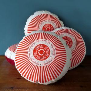 Image of Tunnock's Teacake Printed Cushion