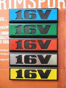 Image of Trimsport VW Golf Mk2 16V Rear Badge