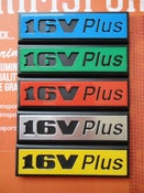 Image of Trimsport VW Golf Mk2 16V Plus Rear Badge