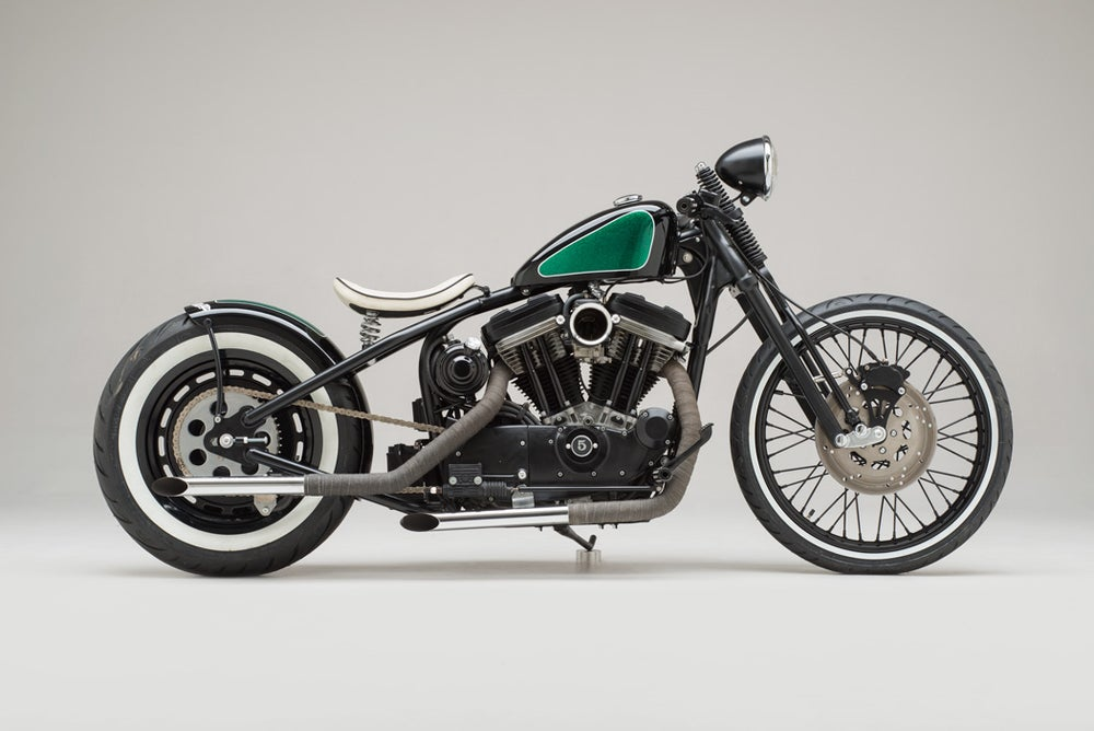 Image of COMPLETE HARDTAIL KIT - IRONHEAD TO 2003
