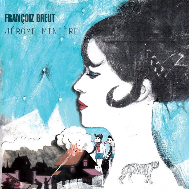 Image of Françoiz Breut / Jérôme Minière - A l'Unisson (7'')