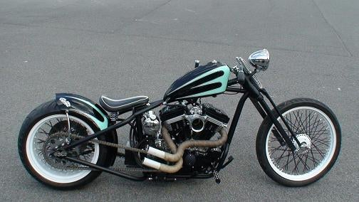 Image of EXHAUST- KNUCKLE BUSTER